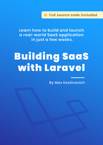Building SaaS with Laravel