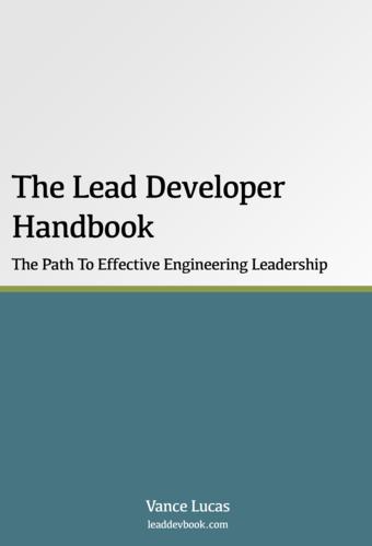 The Lead Developer Handbook