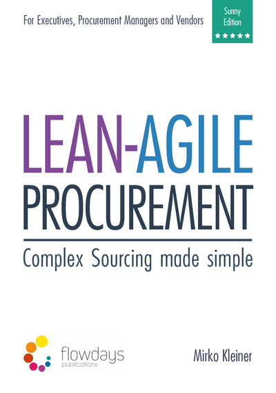 Lean-Agile Procurement - Complex Sourcing made simple