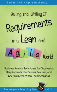 Getting and Writing IT Requirements in a Lean / Agile World
