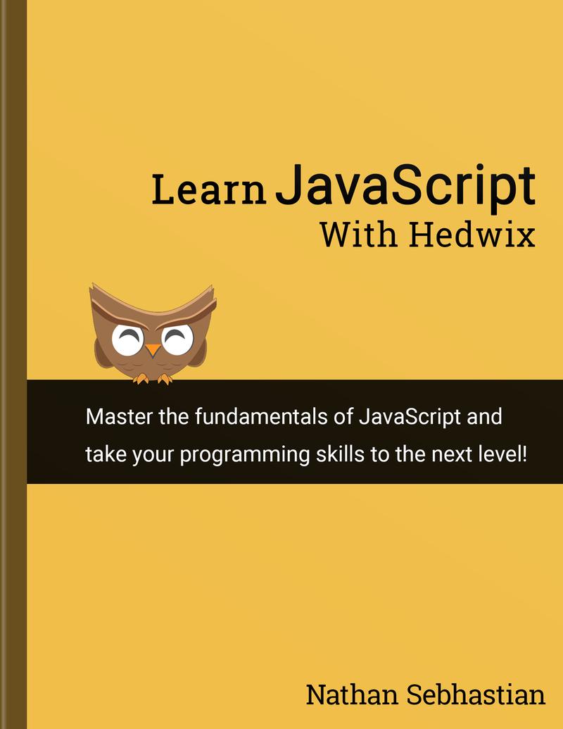 Learn JavaScript With… by Nathan Sebhastian [PDF/iPad/Kindle]