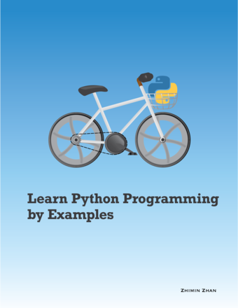 Learn Python Programming by Examples