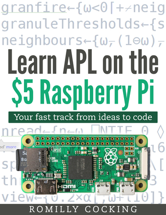 Learn APL on the $5 Raspberry Pi