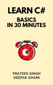 Learn C# in 30 minutes