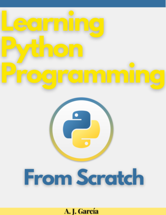 Learning Python Programming from Scratch