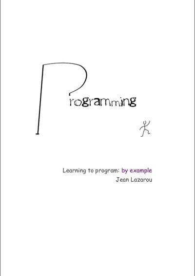 Learning to program: by example.