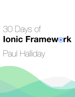 Learn Ionic 4 From Scratch