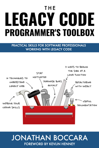 The Legacy Code Programmer's Toolbox