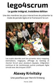 lego4scrum 3.0 - l'édition française