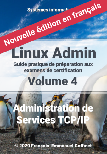 Linux Administration Volume 4