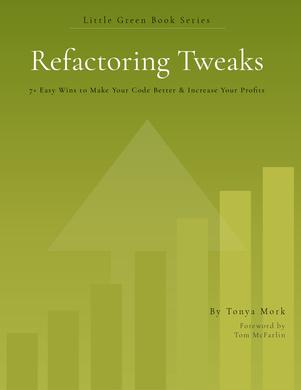 Refactoring Tweaks