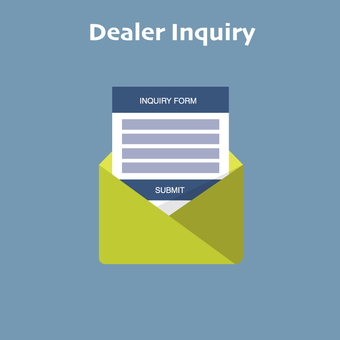Magento 2 Dealer Inquiry