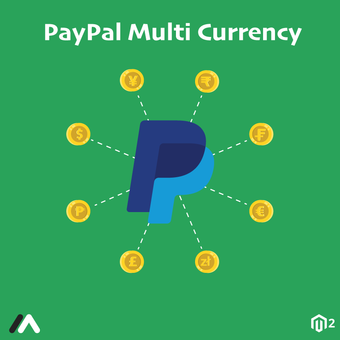 Magento 2 Paypal Multi Currency