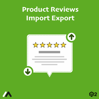 Magento 2 Product Reviews Import Export