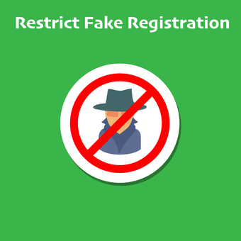Magento 2 Restrict Fake Registration