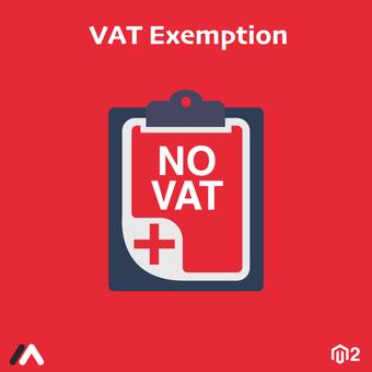 Magento 2 VAT Exemption