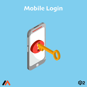 Magento 2 Mobile Login