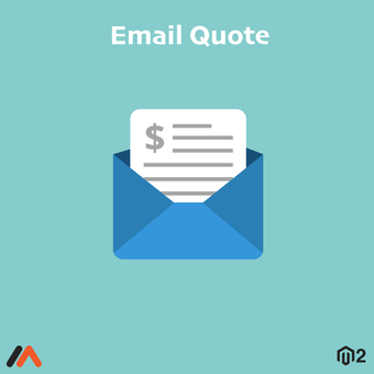 Magento 2 Email Quote