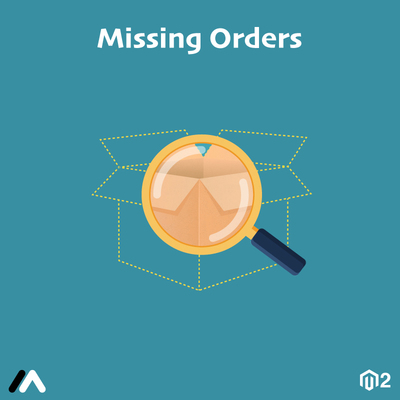 Magento 2 Missing Orders