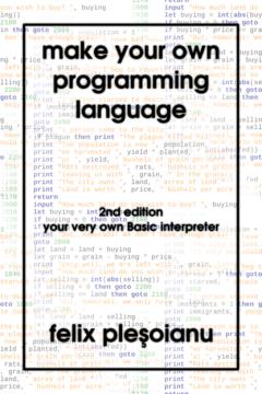 Make Your Own Programming Language