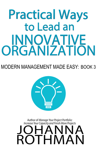 Practical Ways to Lead an Innovative Organization