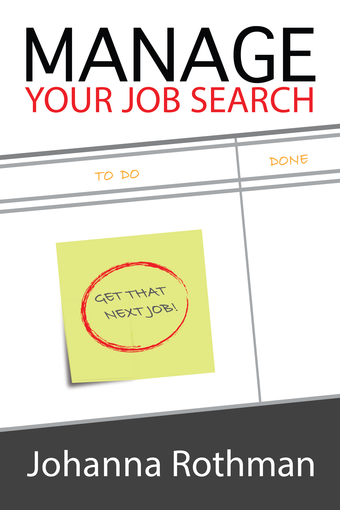 Manage Your Job Search