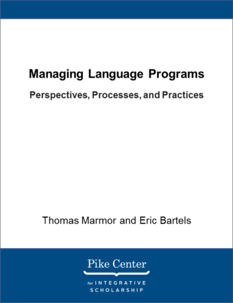 Managing Language Programs