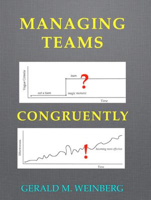Managing Teams Congruently