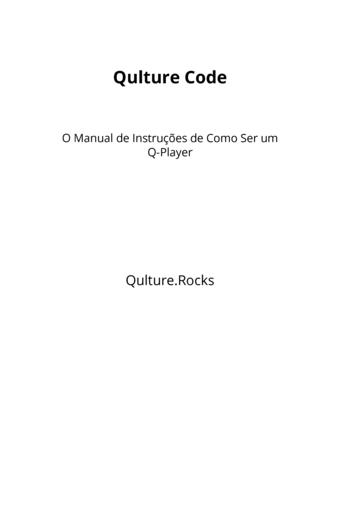 Qulture Code