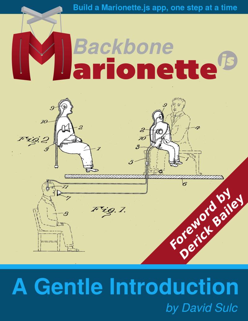 Backbone Marionette js: A Gentle… by David Sulc [PDF/iPad