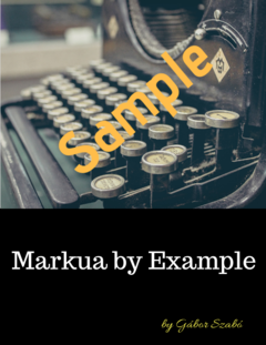 Markua by Example