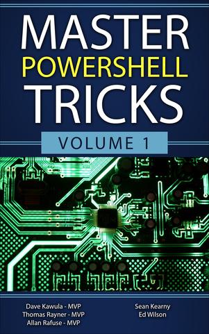 Master PowerShell Tricks Volume 1