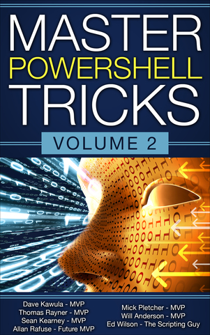 Master PowerShell Tricks Volume 2