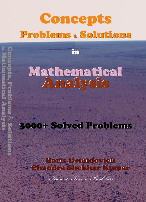 Concepts, Problems… by Chandra Shekhar Kumar [PDF/iPad/Kindle]