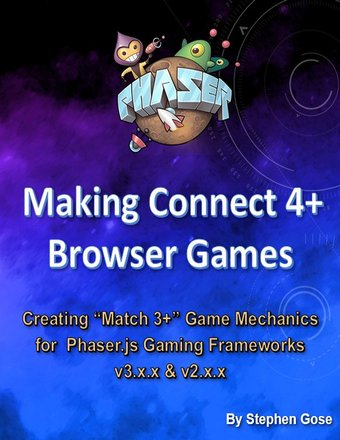 Making Connect 4+ Browser Games