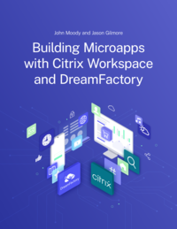 Building Microapps with Citrix Workspace and DreamFactory