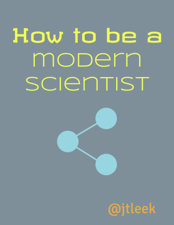 How to be a modern scientist