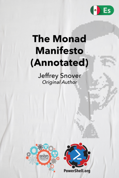 The Monad Manifesto: Annotated (Spanish)