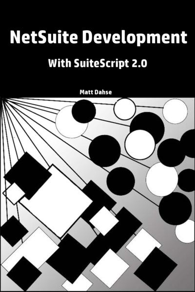 NetSuite Development With SuiteScript 2.0