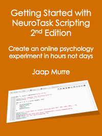 Getting started with NeuroTask Scripting, 2nd Edition