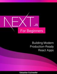 Next.js For Beginners