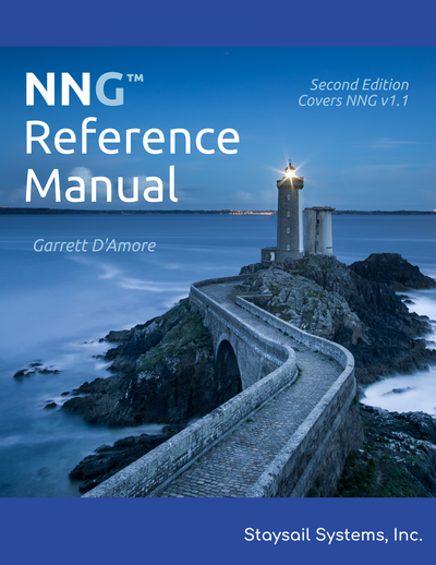 NNG Reference Manual, 2nd Ed.