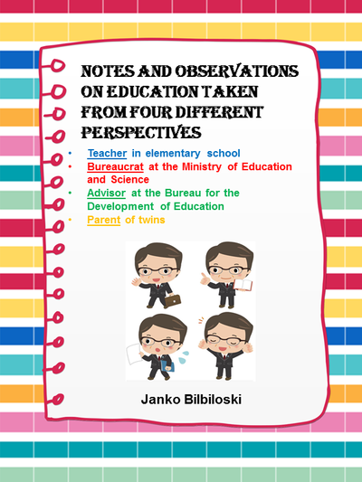 Notes and observations on education taken from four different perspectives