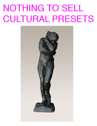 Nothing to Sell - Cultural Presets