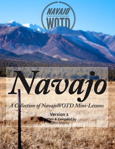 Navajo: A Collection of NavajoWOTD Mini-Lessons