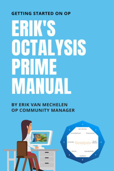 Erik's Octalysis Prime Manual