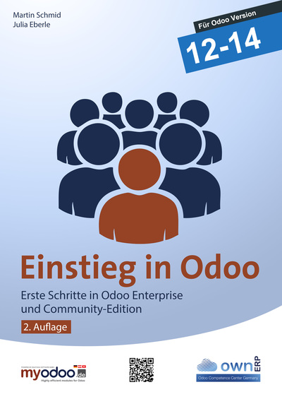 Einstieg in Odoo CE