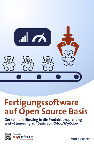 Fertigung mit Open Source steuern