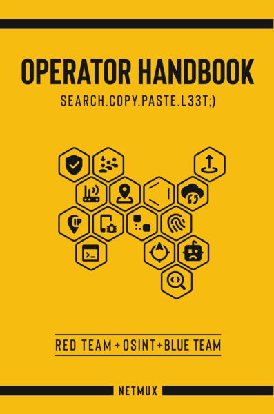 Operator Handbook