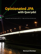 Opinionated JPA with Querydsl